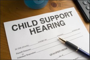 child support modification